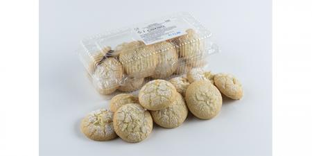 Печенье сдобное с ароматом миндаля