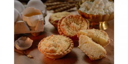 Пирожное творожное в форме корзиночки 4шт. по 60 г