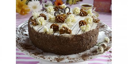 Торт Вечерний Сочи 0,8 кг, 1,5 кг