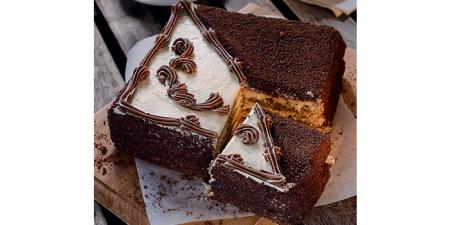 Торт Сладкое домино 1,0 кг
