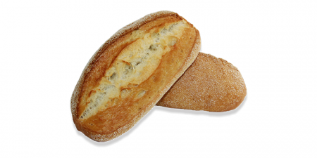 Булочка бездрожжевая пшеничная 0,2 кг