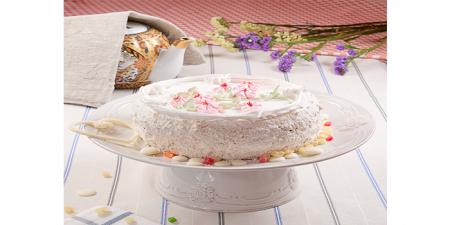 Торт «Белый налив» 0,5 кг
