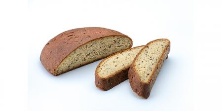 Хлеб с амарантовой мукой 0,4 кг