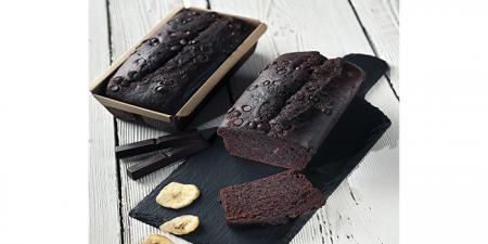 Кекс шоколадно-банановый 0,35 кг