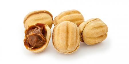 Восточные сладости орешки со сгущенкой 300 г / 2 кг